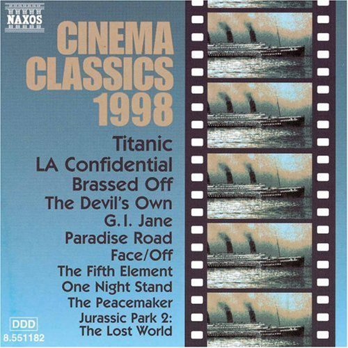 Cinema Classics 1998 Classical Music Made Famous In Strauss Rossini Mozart Chopin Beethoven Donizetti Bach