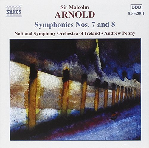 M. Arnold Sym 7 Op. 113 8 Op. 124 Penny Natl So Of Ireland