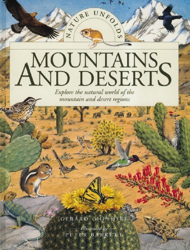 Gerard Cheshire Nature Unfolds The Rocky Mountains And Deserts