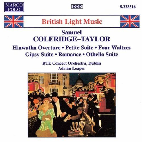 S. Coleridge Taylor British Light Music Leaper Dublin Rte Concert Orch