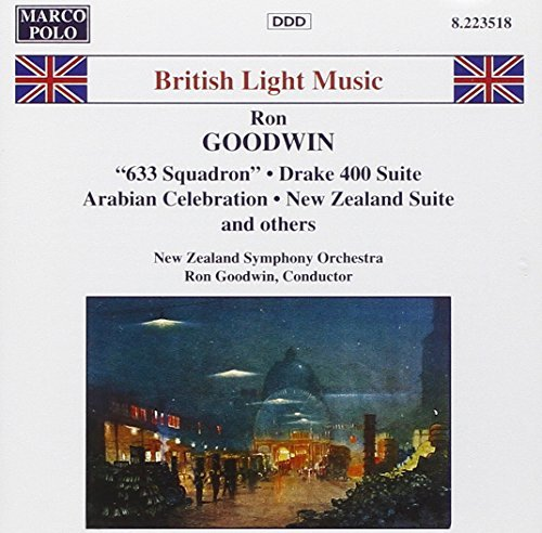 Ron Goodwin Drake 400 Suite Goodwin New Zealand Sym