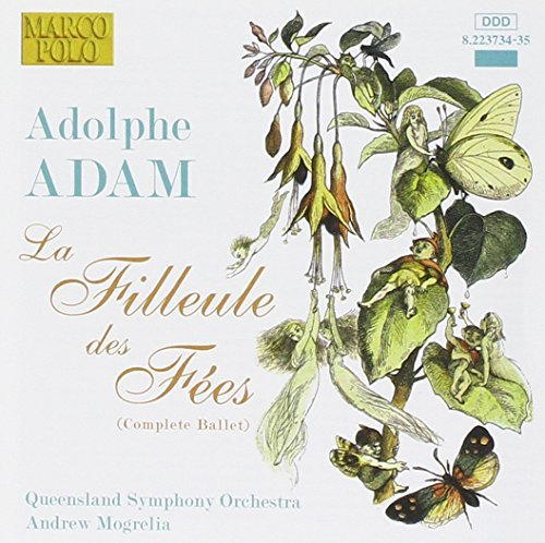 A. Adam La Filleule Des Fees Mogrelia Queensland So