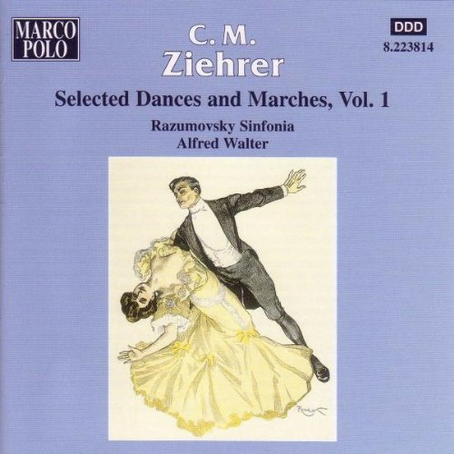 C.M. Ziehrer Dances & Marches Vol. 1 Walter Razumovsky Sinf