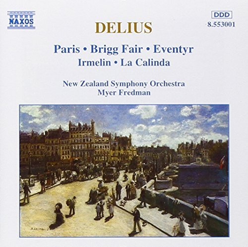 F. Delius Paris Brigg Fair Eventyr & Fredman New Zealand So