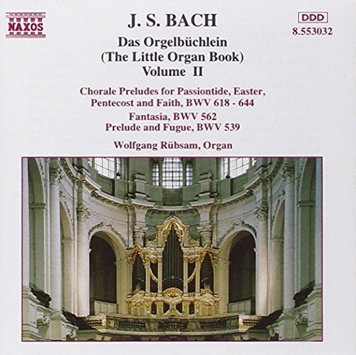 Johann Sebastian Bach Little Organ Book Vol. 2