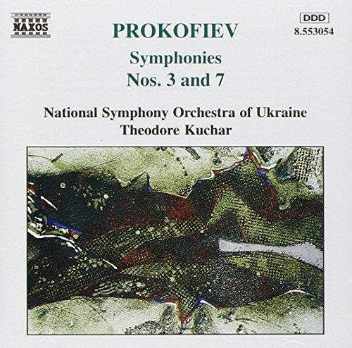 S. Prokofiev Sym 3 7 Kuchar Natl So Ukraine