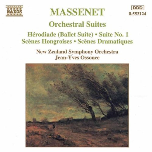 J. Massenet Ste Orch 1 3 Ossonce New Zealand So