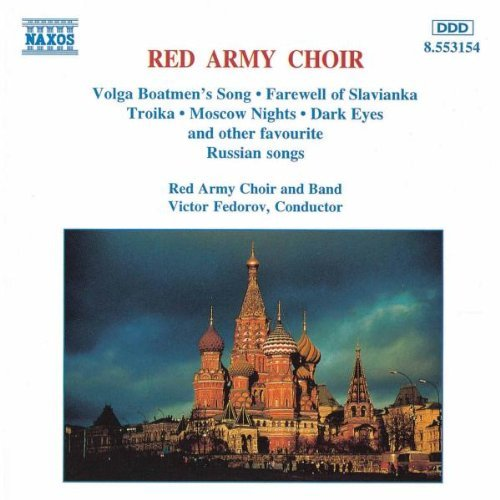 Red Army Choir Russian Favourites Fedotov Red Army Choir & Band