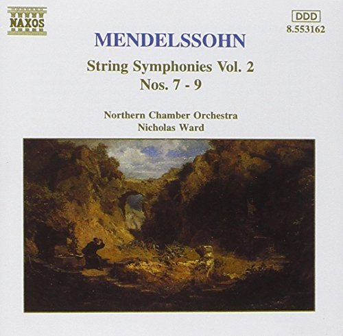 Felix Mendelssohn Sym 7 9 Ward Northern Co