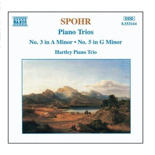 L. Spohr Trio Pno 3 5 Hartley Pno Trio