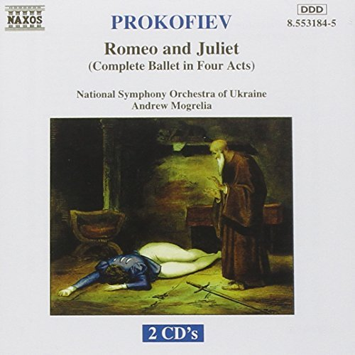 S. Prokofiev Romeo & Juliet Mogrelia Natl So Of