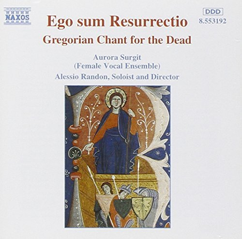 Gregorian Chant For The Dead Gregorian Chant For The Dead Randon Aurora Surgit