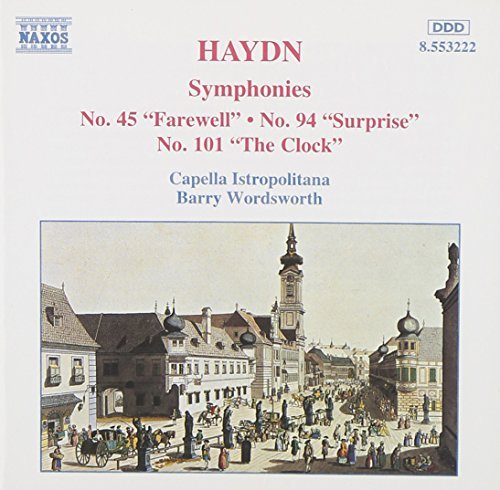 J. Haydn Sym 45 94 101 Wordsworth Capella Istropolita