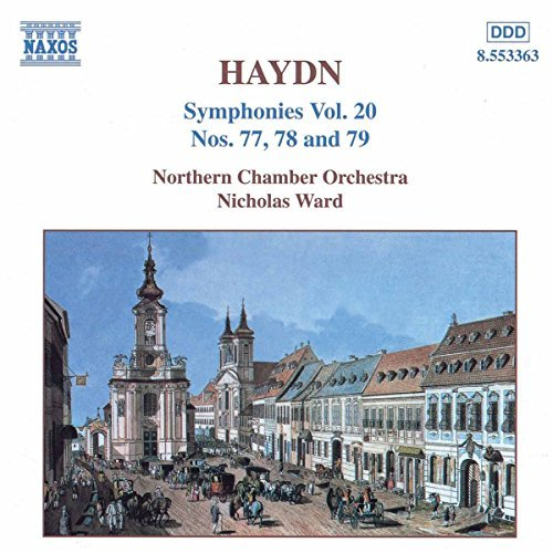 J. Haydn Sym 77 79 Ward Northern Co