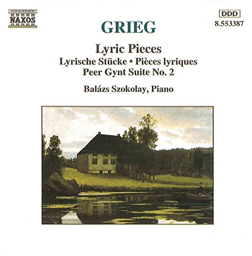 E. Grieg Lyric Pieces Peer Gynt Suite N