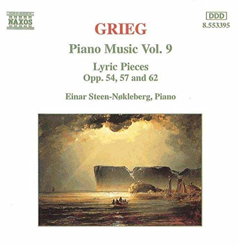 E. Grieg Piano Music Vol. 9