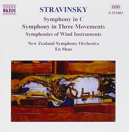 I. Stravinsky Sym (3) Shao New Zealand So