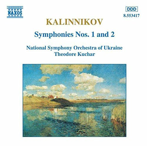 V.S. Kalinnikov Sym 1 2 Kuchar Natl So Ukraine