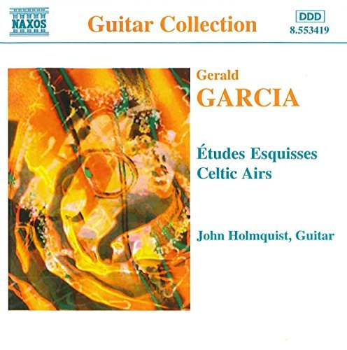 G. Garcia Etudes Esquisses Celtic Airs