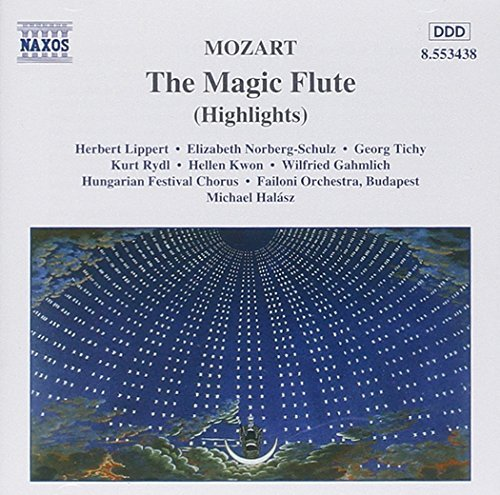 Wolfgang Amadeus Mozart Magic Flute (highlights)