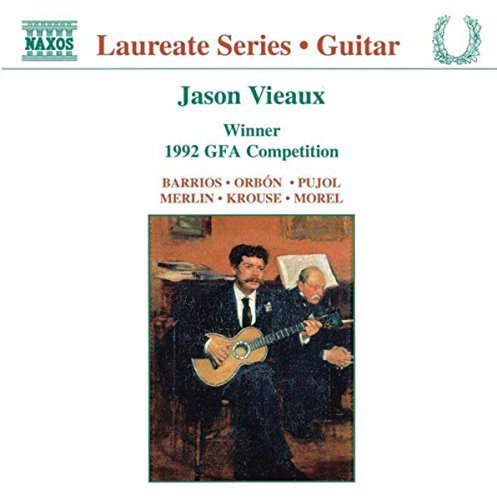 Jason Vieaux Guitar Recital By Jason Vieaux Vieaux (gtr)