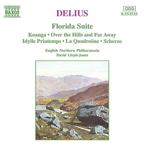 F. Delius Ste Florida Koanga & Lloyd Jones English Northern P