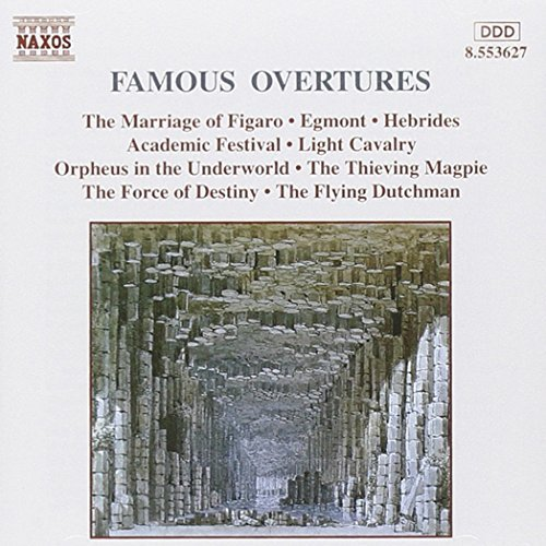 Famous Overtures Famous Overtures Various
