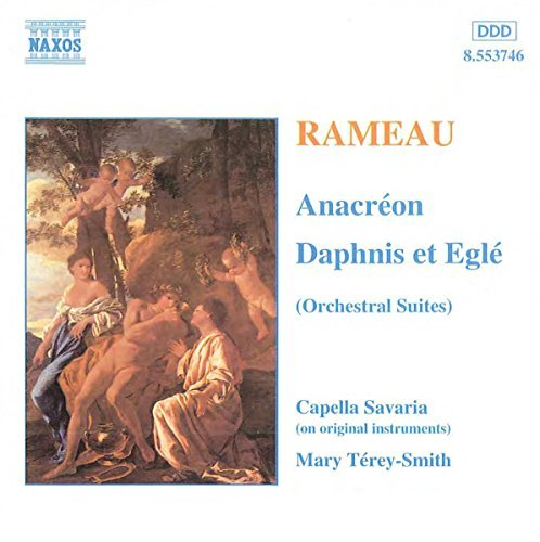 J. Rameau Orchestral Suites Vol. 2 Terey Smith Capella Savaria