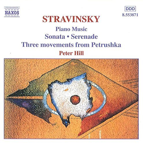 I. Stravinsky Piano Music Hill*peter (pno)