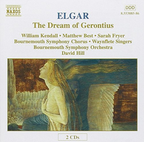 E. Elgar Dream Of Gerontius Kendall Fryer Best Hill Various