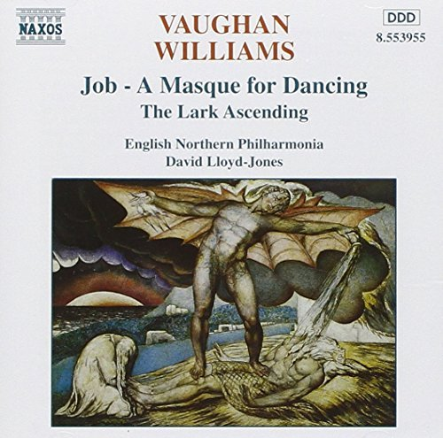 R. Vaughan Williams Job Lark Ascending Lloyd Jones English Northern P
