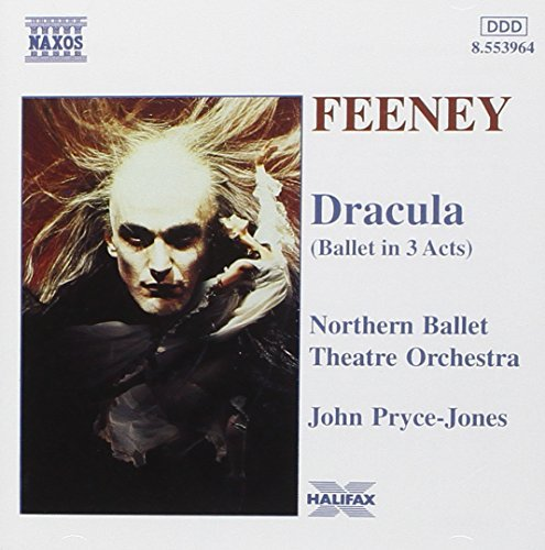 P. Feeney Dracula Price Jones Northern Ballet Th