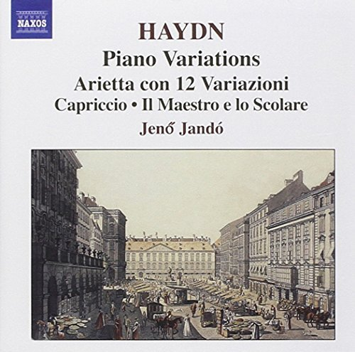 J. Haydn Piano Variations