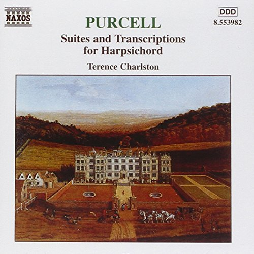 H. Purcell Harpsichord Suites