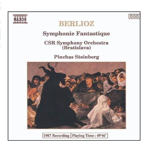 H. Berlioz Sym Fantastique Steinberg Csr So