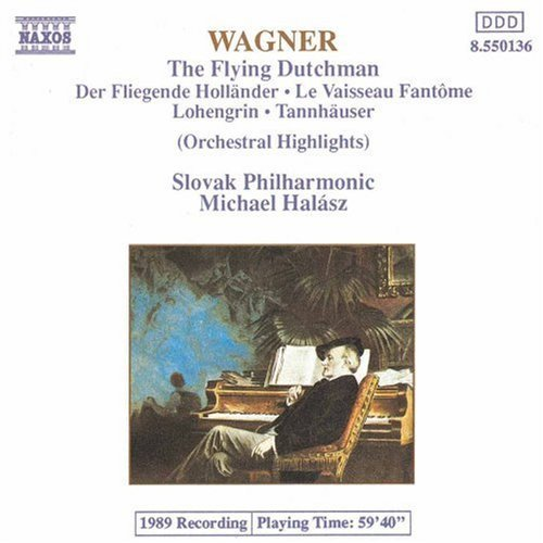 Richard Wagner Lohengrin (highlights) Halasz Slovak Phil