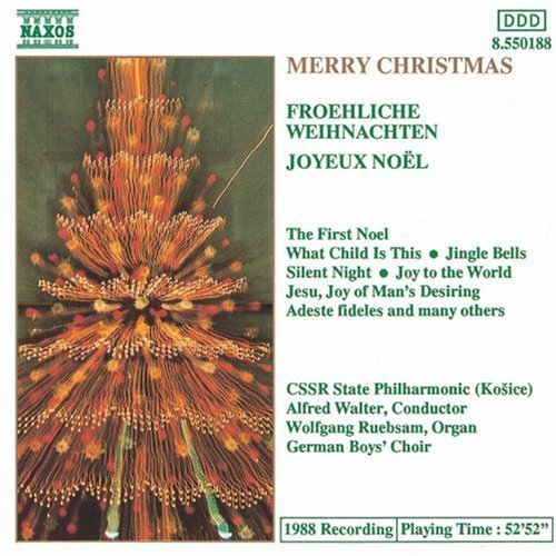Merry Christmas Merry Christmas Walter Cssr State Phil Orch