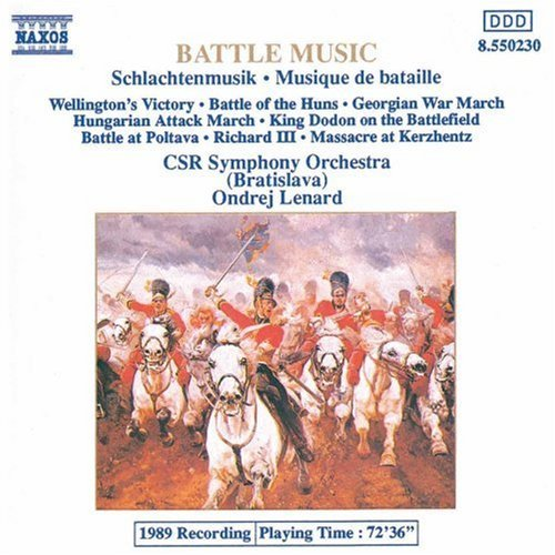 Battle Music Battle Music (wellington's Vic Lenard Czecho Slovak Rso