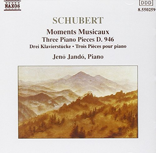 F. Schubert Moments Musicaux