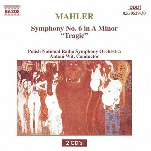 G. Mahler Sym 6 Wit Polish Natl Rso