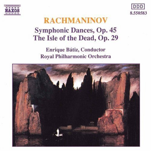 S. Rachmaninoff Sym Dances Isle Of The Dead Batiz Royal Po