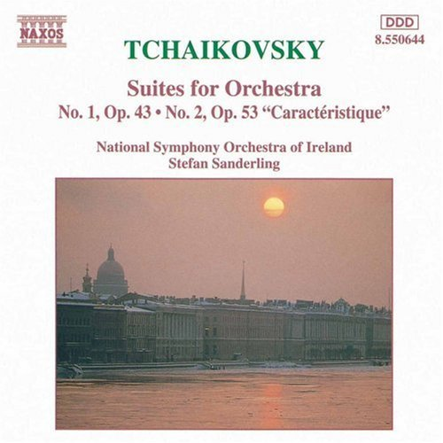 Pyotr Ilyich Tchaikovsky Ste 1 2 Sanderling Ireland Natl So