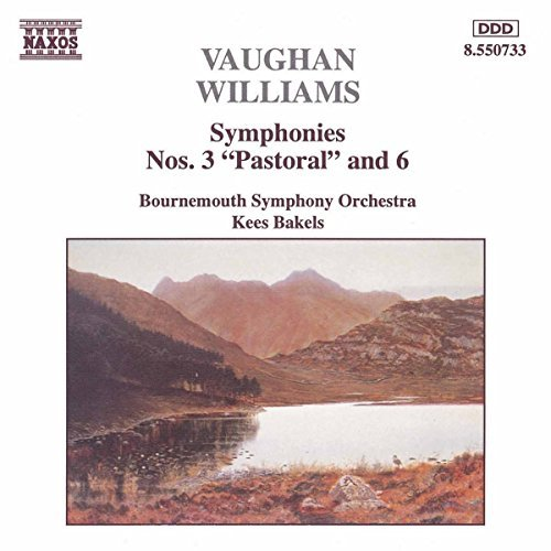 R. Vaughan Williams Sym 3 6 Bakels Bournemouth So