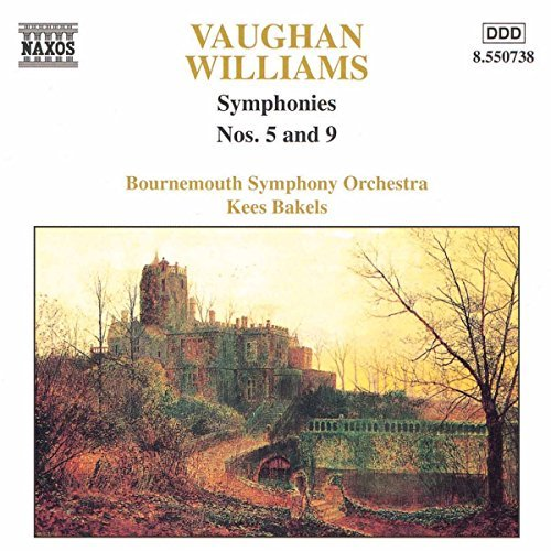 R. Vaughan Williams Sym 5 9 Bakelss Bournemouth So