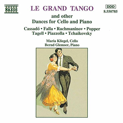 Grand Tango Le Grand Tango (cello & Piano) Kliegel (vc) Glemser (pno)