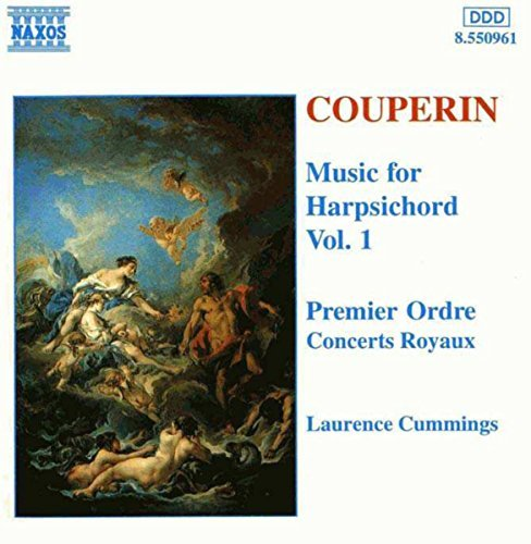 F. Couperin Music For Harpsichord Vol. 1