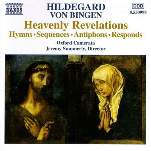 Hildegard Of Bingen Heavenly Revelations Summerly Oxford Camerata