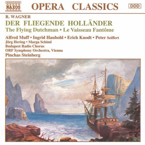 Richard Wagner Flying Dutchman Muff Haubold Knodt Seiffert & Steinberg Orf So