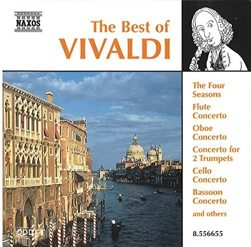 Antonio Vivaldi Best Of Vivaldi Various