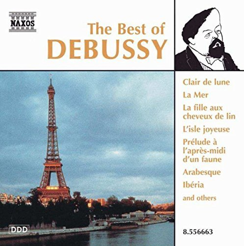 Claude Debussy Best Of Debussy